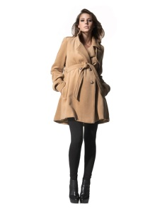 Cashmere Trench by Isabella Oliver
