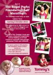 Tommy's Half Marathon Flyer